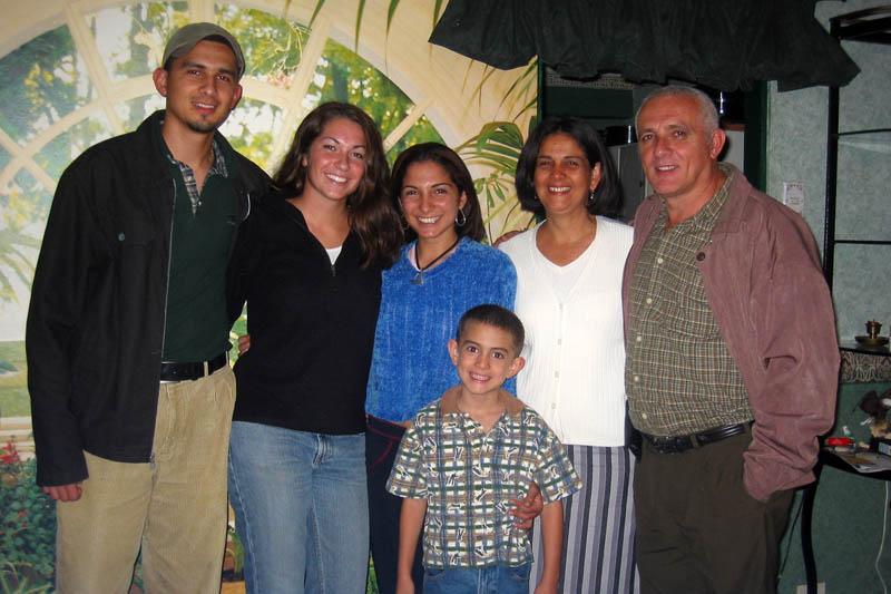 Host Family Costa Rica