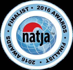 2016 NATJA Awards Finalist