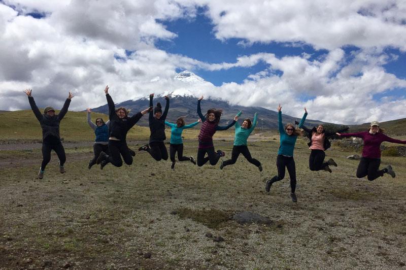 retreat ecuador
