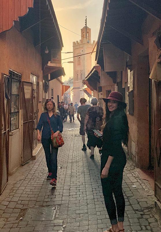 navigating marrakech